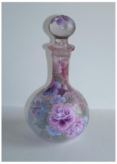 Роспись по стеклу и керамике. Идеи. Gc1501