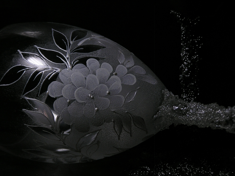 Роспись по стеклу и керамике. Идеи. Photo175
